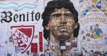 Maradona'nın psikiyatristinin iki adresinde arama yapıldı