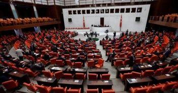 Meclis'e korona arası veriliyor