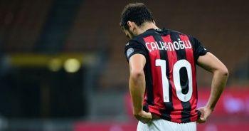 Milan yenilmekten son dakika golüyle kurtuldu