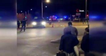 Paris'te eşini rehine alan adam eşini öldürüp intihar etti