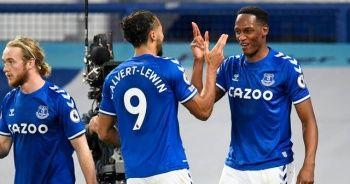 Premier Lig'de Arsenal'ı 2-1 yenen Everton, zirve takibini sürdürdü
