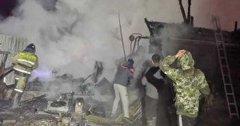 Rusya'daki kaçak huzurevinde yangın: 11 ölü