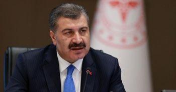 Sağlık Bakanı Koca, 5 ildeki risk artışına dikkati çekti