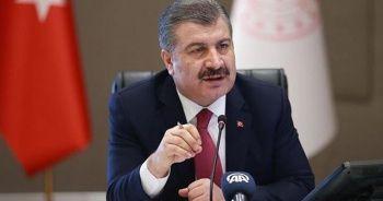 Sağlık Bakanı Koca: İstanbul, Ankara, İzmir ve Kocaeli'de günlük vaka sayısı düşüşte