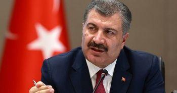 Sağlık Bakanı Koca: İstanbul'da vaka sayısında önemli oranda düşüş kaydedildi