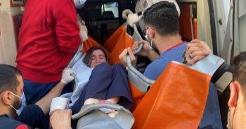 Şişli'de Tıp Merkezinde bıçaklı saldırgan dehşeti