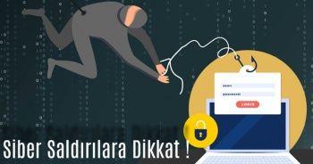 Türkiye 2020'de en çok siber saldırıya uğrayan ülke oldu
