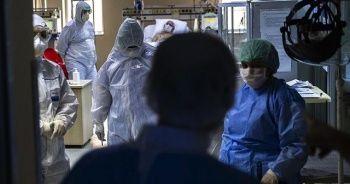 Türkiye'de koronavirüste son durum : 32.137 yeni vaka, 203 can kaybı