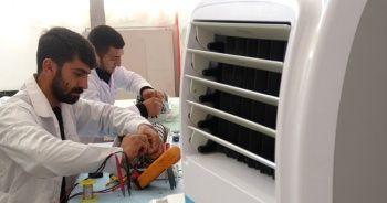 Van'da üretilen cihazın korona virüsü yüzde 99,9 öldürdüğü ispatlandı
