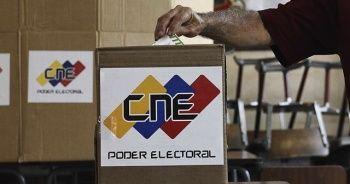 Venezuela'da halk sandık başına gidiyor