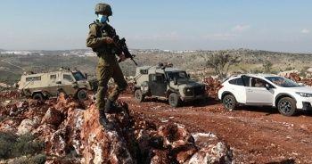 Yahudi yerleşimciler Filistinlilerin topraklarına el koydu
