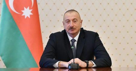 Aliyev: Dağlık Karabağ askeri ve politik yollarla çözüldü