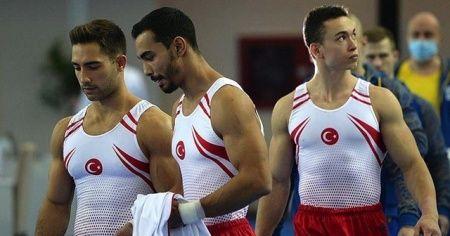 Avrupa Artistik Cimnastik Şampiyonası'nda altın madalya sevinci