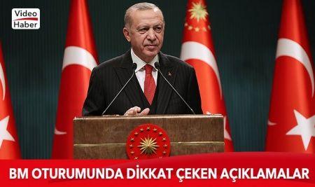 Cumhurbaşkanı Erdoğan'dan BM oturumunda dikkat çeken açıklamalar