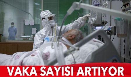 Dünya genelinde Kovid-19'dan iyileşenlerin sayısı 44 milyonu geçti
