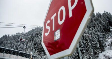 """Fransa'dan halka """"yurt dışına kayağa gitmeyin"""" çağrısı"""