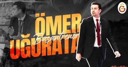 Galatasaray'da başantrenörlük görevine Ömer Uğurata getirildi