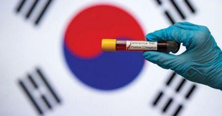 Güney Kore'de günlük vaka sayısı 500'e yaklaştı