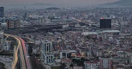 """İstanbul Bağcılar'daki Göztepe Mahallesi'nde bir bölge """"riskli alan"""" ilan edildi"""
