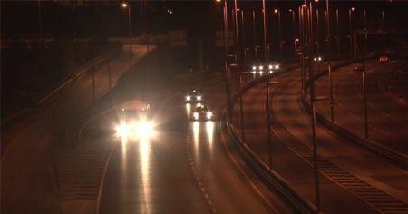 İstanbul'da kısıtlama sonrası hareketlilik başladı