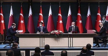 Katar hükümetinden Ankara ile Doha arasındaki ilişkilerin derinliğine vurgu
