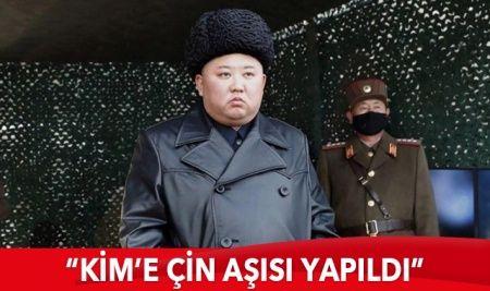 Kim Jong-un hakkında çarpıcı iddia: Çin aşısı yapıldı