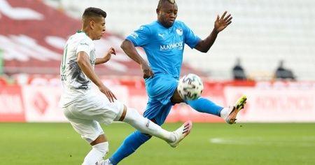 Konyaspor evinde 2 golle kazandı