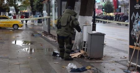 Malatya'da şüpheli paket paniği