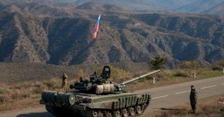 Rus Barış Gücü Kuvvetleri: Hadrut Bölgesi'nde ateşkes ihlal edildi