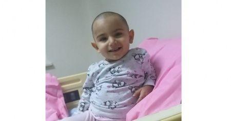 Samsun'da 2.5 yaşındaki İclal acil trombosit bağışı bekliyor