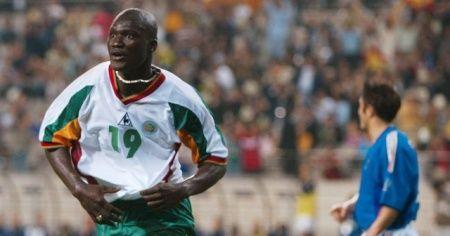 Senegalli eski milli futbolcu Papa Diop, son yolculuğuna uğurlandı