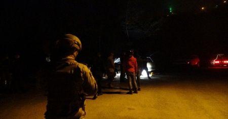 Trabzon'da sıcak saatler: Kaçak mahkum jandarmanın üzerine araç sürdü