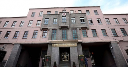 Türk-Rus Ortak Merkezi'nin kuruluşuna ilişkin mutabakat imzalandı