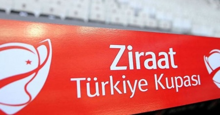 Ziraat Türkiye Kupası'nda 5. tur programı açıklandı