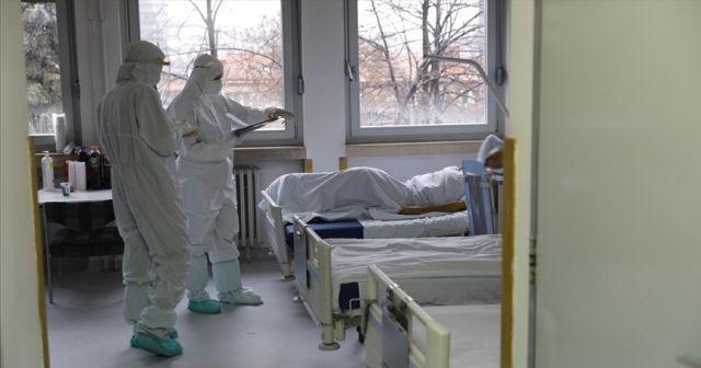 16 Ocak koronavirüs tablosu!  7.550 yeni vaka, 168 can kaybı
