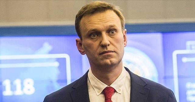 AB, Rus muhalif Navalnıy'ın serbest bırakılması çağrısında bulundu