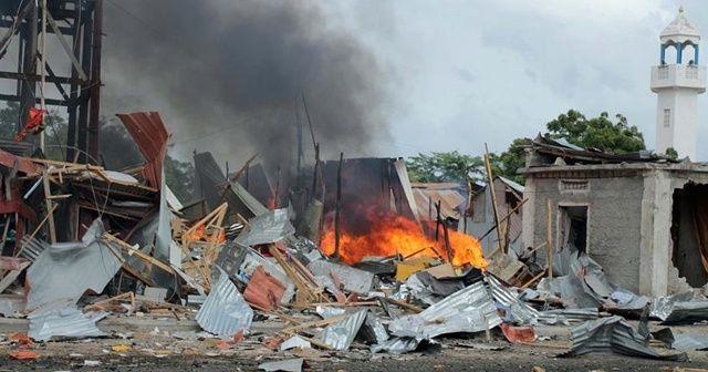 ABD'den Somali'de hava saldırısı