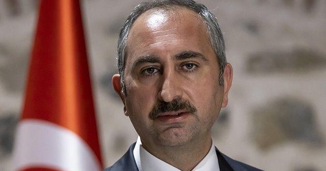 "Adalet Bakanı Gül'den ""militan"" tepkisi"