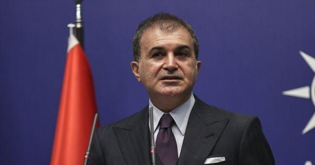 AK Parti Sözcüsü Ömer Çelik'ten sert tepki