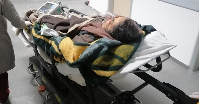 Aksaray'da soba zehirlenmesi: 1 ölü
