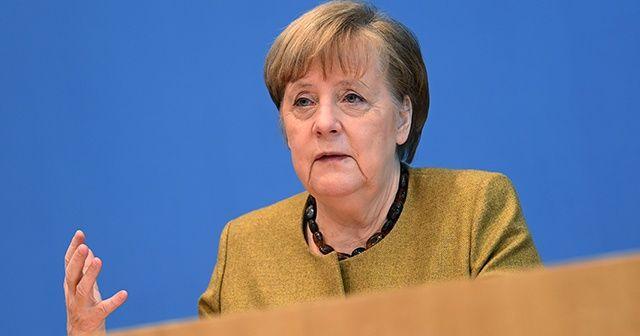 Almanya Başbakanı Merkel, Biden ile görüştü