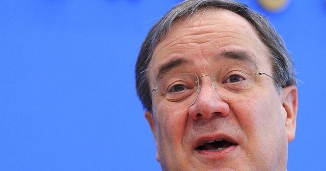 Almanya'da Merkel'in partisinin genel başkanı Armin Laschet oldu