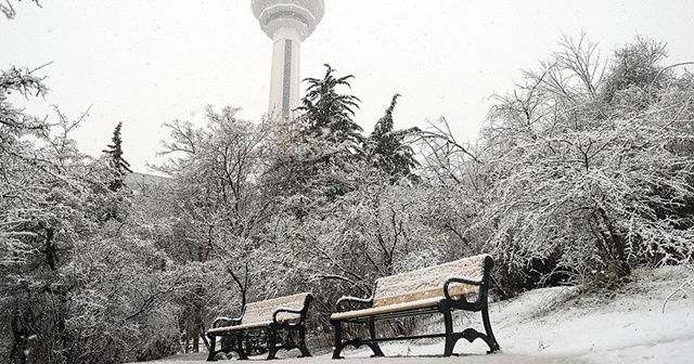 Ankara Valiliğinden buzlanma ve don uyarısı