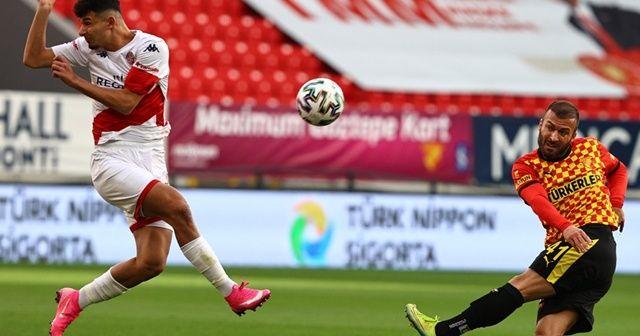 Antalyaspor ilk deplasman galibiyetini aldı