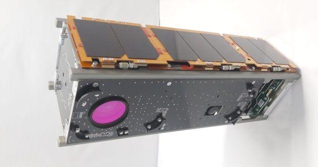 ASELSAT 3U Küp Uydusu yörüngesine gönderildi