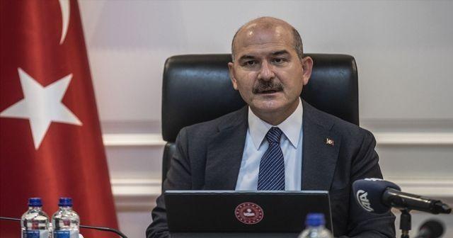 Bakan Soylu açıkladı! Kılıçdaroğlu hakkında suç duyurusunda bulunacağız