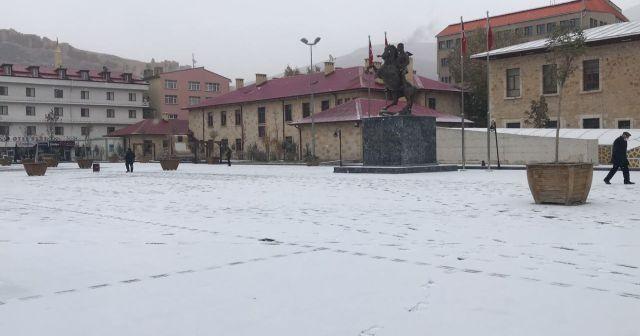 Bayburt'ta kar yağışı bekleniyor
