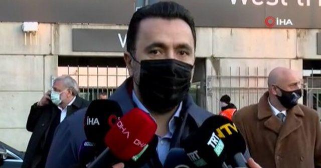 Beşiktaş'tan Hulk açıklaması