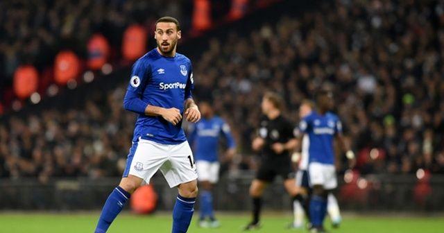 Cenk Tosun gol attı, Everton tur atladı