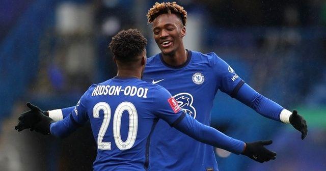 Chelsea, Federasyon Kupası'nda 5. tura çıktı